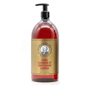Captain Fawcett's Booze and Baccy Shampoo 1000 ml
