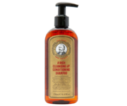 Captain Fawcett's Booze and Baccy Shampoo 250 ml