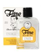 Fine Accoutrements Italian Citrus aftershave 100ml