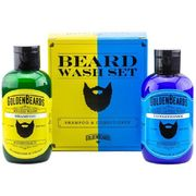 Golden Beards partashampoo ja hoitoaine 2 x 100 ml