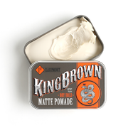 King Brown Pomade Matte 75g