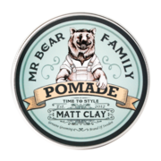 Mr Bear Family Pomade Matt Clay 100 ml