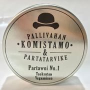 Pallivahan partawoi No1 hajusteeton 50ml