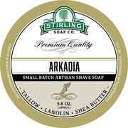 Stirling Arkadia parranajosaippua 170 ml