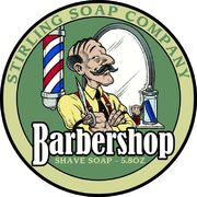 Stirling Barbershop parranajosaippua 170 ml