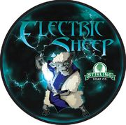 Stirling Electric Sheep parranajosaippua 170 ml