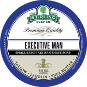 Stirling Executive Man parranajosaippua 170 ml