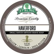 Stirling Haverford parranajosaippua 170 ml