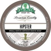 Stirling Hipster parranajosaippua 170 ml