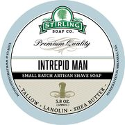 Stirling Intrepid Man parranajosaippua 170 ml