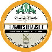 Stirling Pharaoh's Dreamsicle parranajosaippua 170 ml