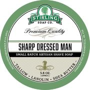 Stirling Sharp Dressed Man parranajosaippua 170 ml