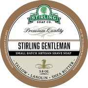 Stirling Stirling Gentleman parranajosaippua 170 ml