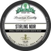Stirling Stirling Noir parranajosaippua 170 ml