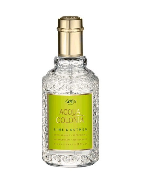 4711 Lime & Nutmeg kölninvesi 50ml