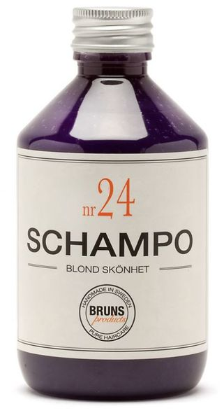BRUNS Nr24 Hopea Shampoo 330 ml