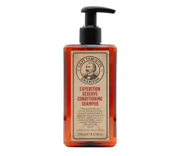 Captain Fawcett's Expedition Reserve Shampoo 250 ml