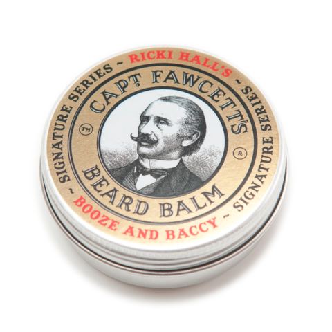 Captain Fawcett partabalsami Booze and Baccy 60ml