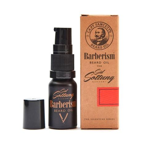 Captain Fawcett partaöljy Barberism 10ml