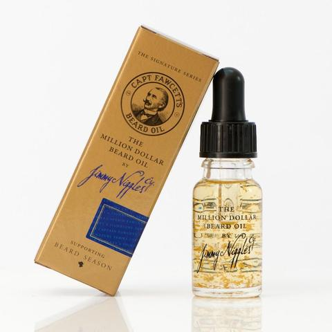 Captain Fawcett partaöljy Million Dollar 10ml