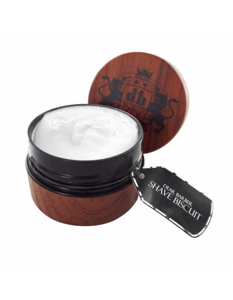 Dear Barber Shave Biscuit parranajocreme 100ml
