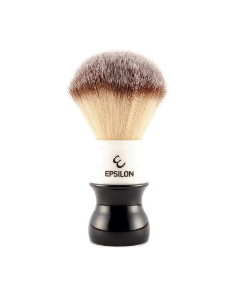 Epsilon Silvertip synteettinen partasuti Black & White 54/26mm