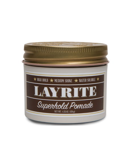 Layrite Extra Strong Pomade 120g