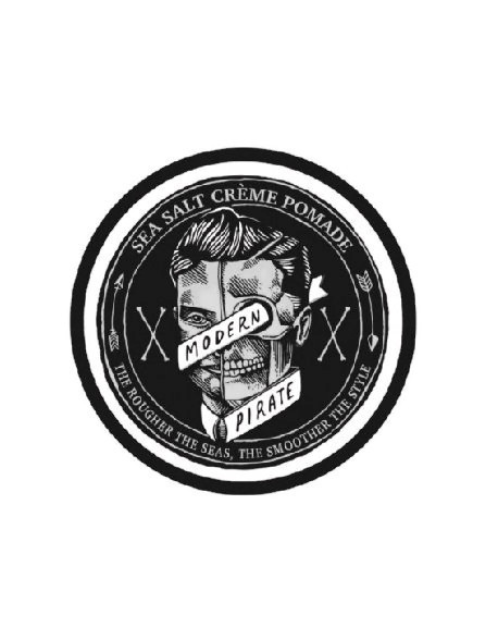 Modern Pirate Sea Salt Cream Pomade 95ml