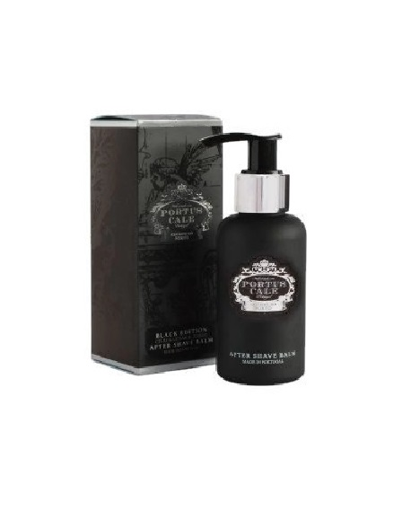 Portus Cale Black Edition aftershavebalsami 100ml
