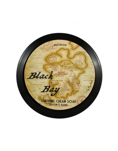 RazoRock Black Bay parranajosaippua 150ml