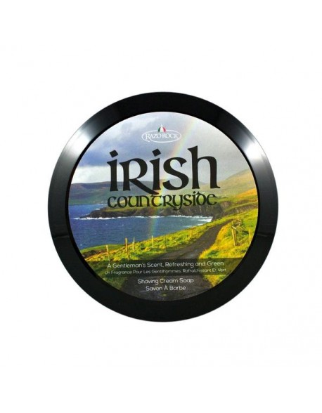 RazoRock Irish Countryside parranajosaippua 150ml